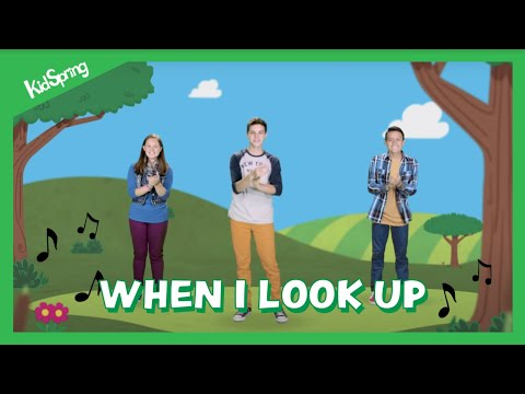 When I Look | Preschool Worship Song