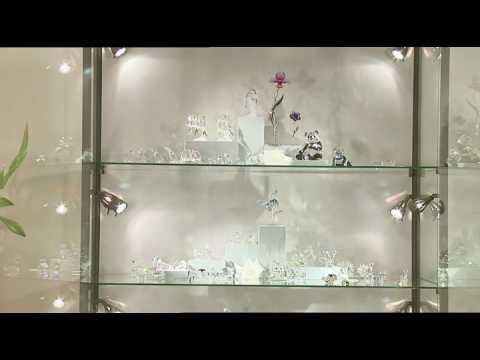 Displaying Swarovski - Crystal Classics
