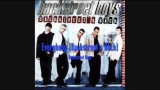 Download Lagu Backstreet Boys - Everybody (Backstreet's Back) HQ Mp3