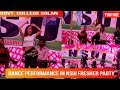 Dance Performance In NSUI Fresher Party || Solan College|| OMKAR||