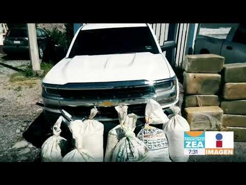 Detienen a hombre y mujer que estaban tirando cadáver encobijado   Noticias con Zea (видео)