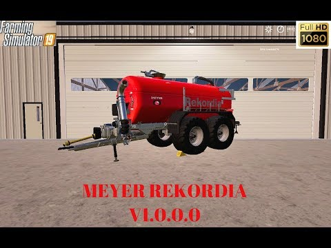 Meyer Rekordia v1.0.0.0