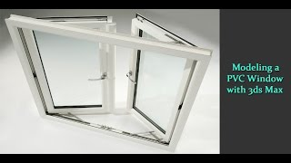 In this video we will cover the basic idea behind how to create a wall and window frame for a PVC type of window.