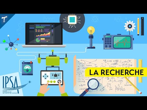 Seconde Journée de l'innovation et la recherche à l'IPSA