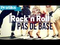 Le pas de base du Rock 'n' Roll