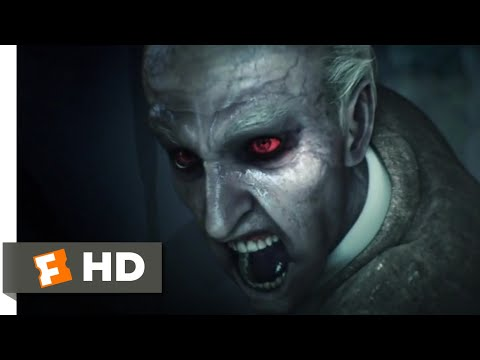Resident Evil: Damnation (2012) - Pruning Zombies Scene (2/10) | Movieclips