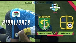 Video PERSEBAYA SURABAYA (1) vs BARITO PUTERA (2) - Full Highlights | Go-Jek Liga 1 bersama Bukalapak MP3, 3GP, MP4, WEBM, AVI, FLV April 2018