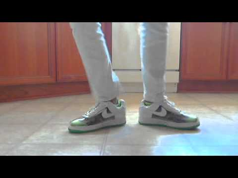 Wham Dat Thing - Dj Ryhmer (Footwork, Dance Cover) (Showing off shoes)