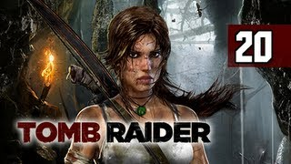 Tomb Raider Walkthrough - Part 20 Great Rescue 2013 Gameplay Commentary