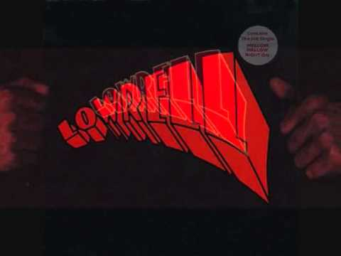 "LOWRELL. ""Mellow, Mellow Right On"". 1979. Original 12"" Mix."