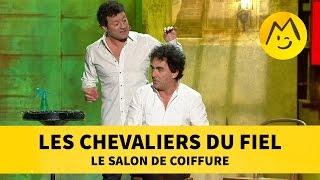 Video Les Chevaliers du Fiel - Le Salon de Coiffure MP3, 3GP, MP4, WEBM, AVI, FLV Mei 2019