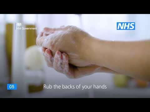 Coronavirus: how to wash your hands
