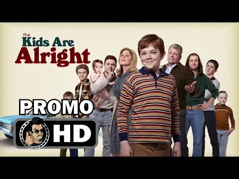 THE KIDS ARE ALRIGHT Official Promo Trailer (HD) ABC Comedy Series