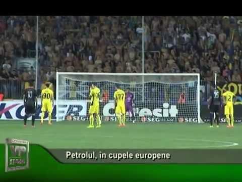 Petrolul, în cupele europene