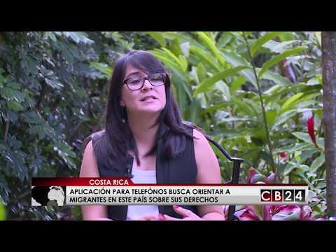 MigrantApp, una aplicación de la OIM que ofrece información a la persona migrante en Costa Rica