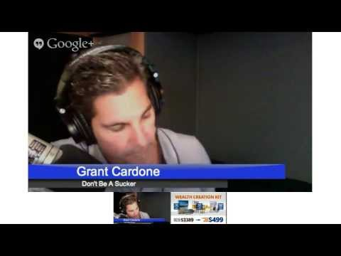Grant Cardone is an Idiot, Bernanke, Stock Market and Business Plans – Cardone Zone