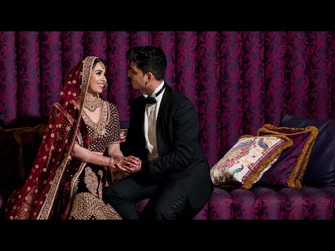 T & Z | Palazzo Versace Dubai Wedding, Arabic Wedding Dubai