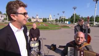 Валерий Сюткин в программе Доброе утро на Первом канале