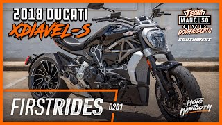 8. First Rides | 2018 Ducati XDiavel S First Ride & Review
