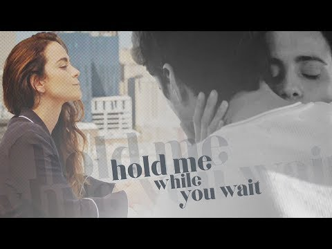 james & teresa | hold me while you wait [+4x01]