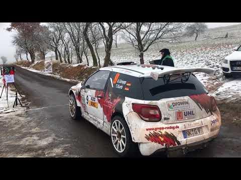 ADAC Saarland-Pfalz Rallye 2018