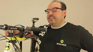 Shorten the tubing/hose of a MAGURA disc brake (MT8, MT6, MT4, MT2)