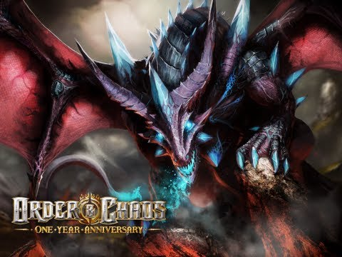 Order & Chaos© Online 1 year Anniversary Update