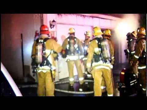 OSV 12-3-12 Panorama City fire