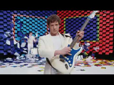 OK Go - Obsession BTS - Paper Mapping