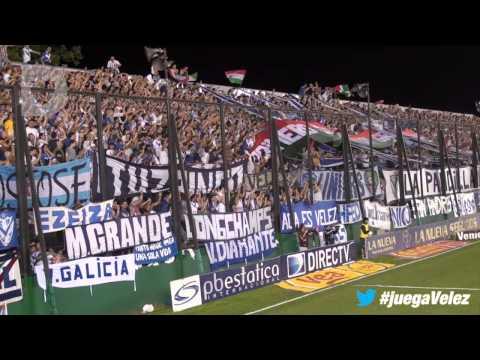 Y se va san lorenzo se va - La Pandilla de Liniers - Vélez Sarsfield - Argentina - América del Sur