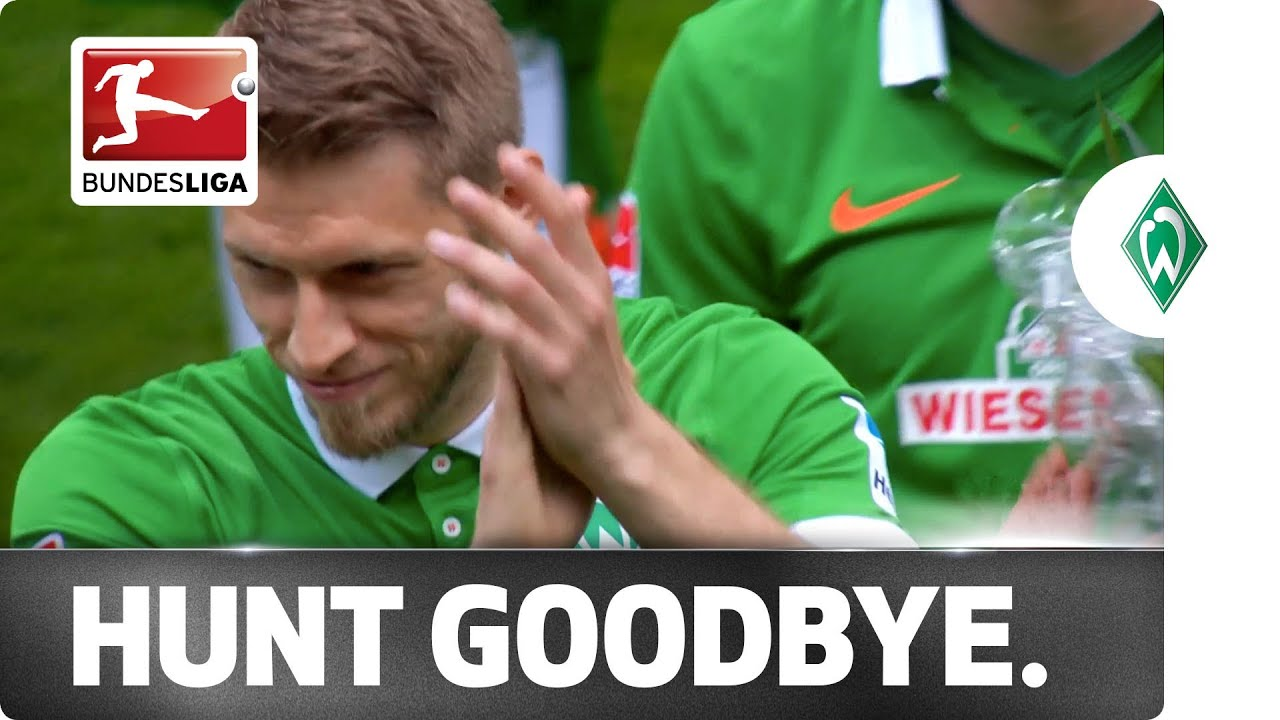 Fair-Play Hero Hunt Scores a Double in Final Werder Home Game