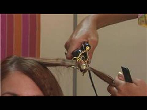 Hairdos Hair Styling Tips : How to Crimp Hair Without a Crimper. Time: 2:37