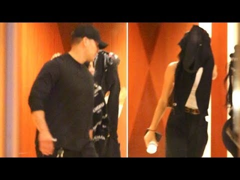 Kendall And Kylie Jenner Camera Shy Before Partying With Travis Scott And Jordyn Woods