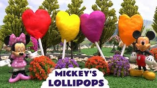 Mickey\'s Lollipops