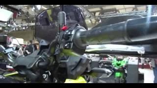 10. 2014 Kawasaki Versys 650 Walkaround - fadriema