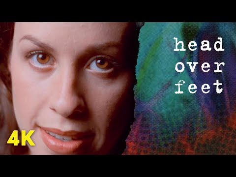 Tekst piosenki Alanis Morissette - Head over feet po polsku