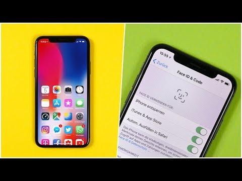 Apple iPhone X: Die besten Tipps & Tricks (Deutsch) ...