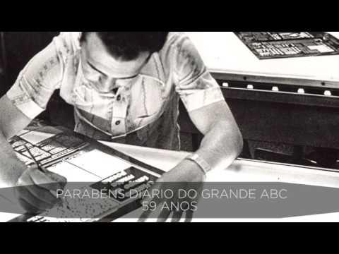 Diário celebra 59 anos com credibilidade e muita disposição - Diário do Grande ABC