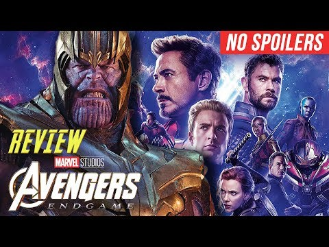 Review phim AVENGERS: ENDGAME (KHÔNG SPOIL) - Thời lượng: 10:32.