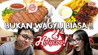 Video STEAK WAGYU KELAS DUNIA BUATAN INDONESIA!! MP3, 3GP, MP4, WEBM, AVI, FLV Maret 2018
