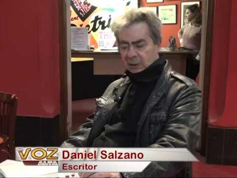 Saludo de Daniel Salzano
