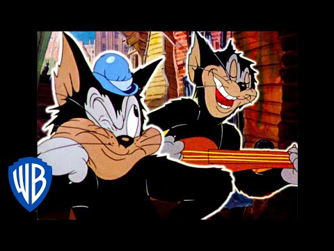 Tom & Jerry | Best of Butch | Classic Cartoon Compilation | WB Kids