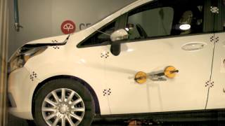 Crash Test Ford B-MAX delantero en Cesvimap