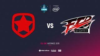 Gambit Esports vs For The Dream, ESL One Katowice 2019, bo2, game 1[Mortalles]