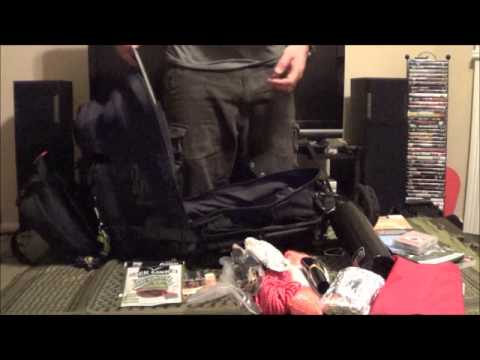 3 Day Survival – SHTF – Bug Out Bag Review