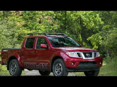 HOT NEWS  2017 Nissan Frontier Pro 4X 4x4 Crew Cab Automatic Review
