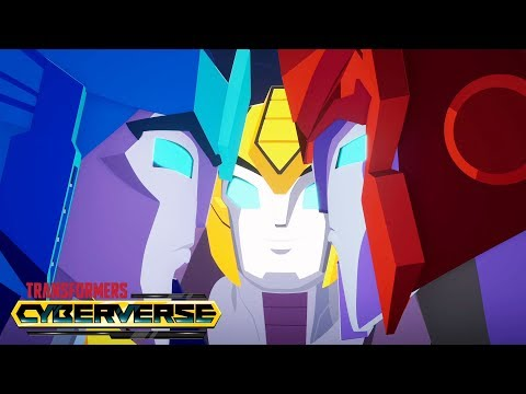 'terminal Velocity' 💨 Episode 8 - Transformers Cyberverse - New Series