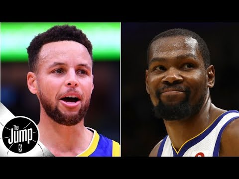 Video: Steph Curry committed to Team USA for the 2020 Olympics -- will more superstars join? | The Jump