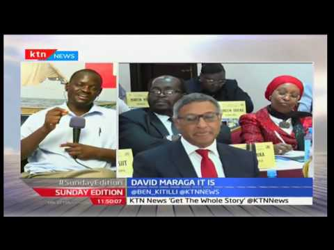 Sunday Edition: What Chief Justice would Maraga make, 25/9/2016