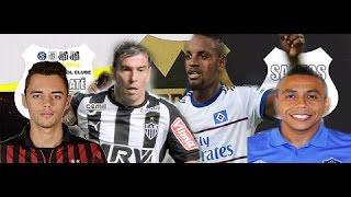 Santos FC News   Informativo News. Contratações feitas em 2016 para a temporada 2017. Quatro jogadores contratados...
